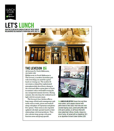 Videos & Reviews - image lets-lunch-article-the-leveson-2013-sml on http://theleveson.melbourne