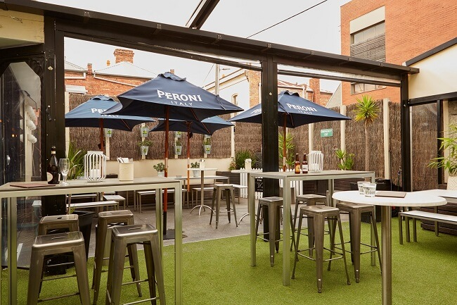 Home - image Courtyard-7 on http://theleveson.melbourne