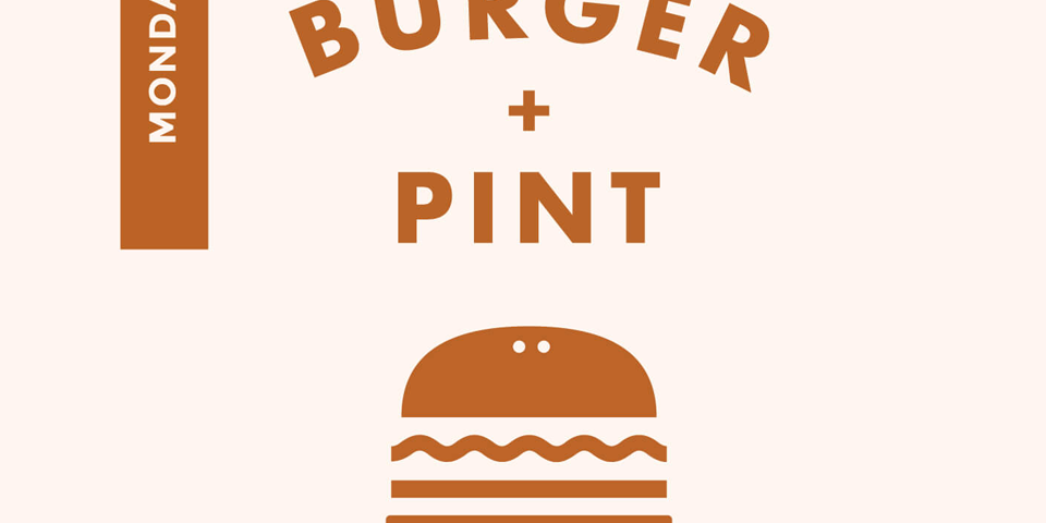 Burger + Pint - image burger-print-featured-960x480 on https://theleveson.melbourne