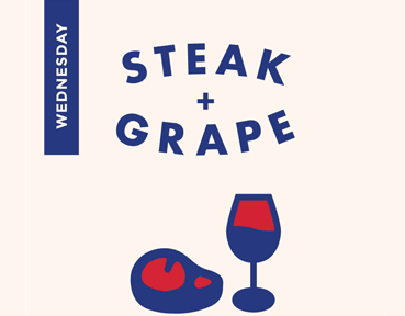 Steak Grape logo