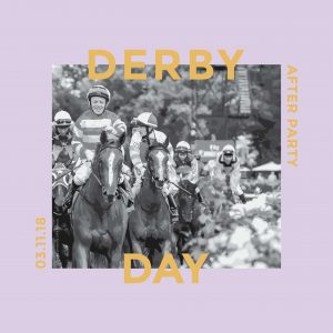 Derby Day After Party The Leveson Instagram Poster