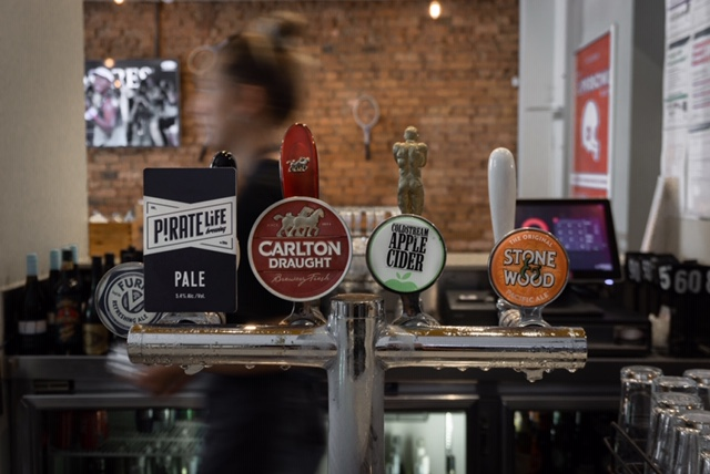 The Leveson_Tap Beer
