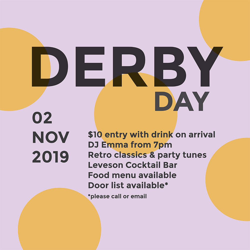 Upcoming Events - image 2019_Leveson_SpringCarnival_SM_Derby_Post on https://theleveson.melbourne